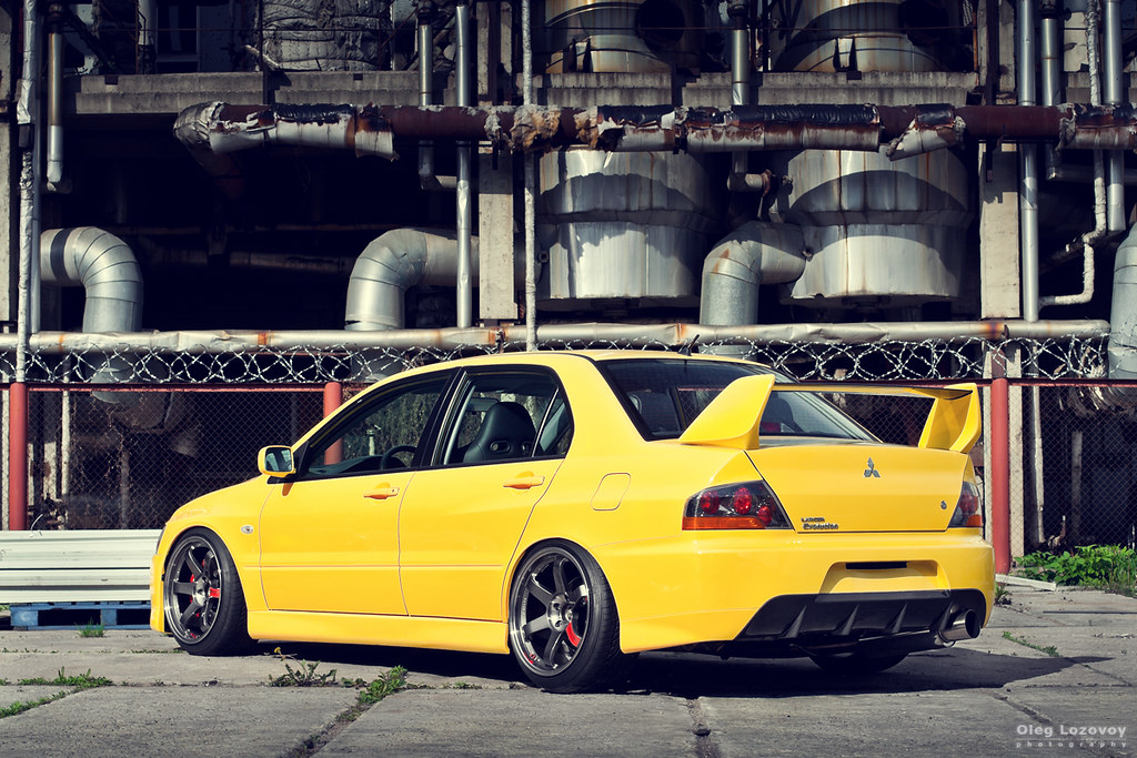 Mitsubishi Evo 9 Hd Wallpaper Lancer Evo Ix Ct9a Oleg Lozovoy Flickr