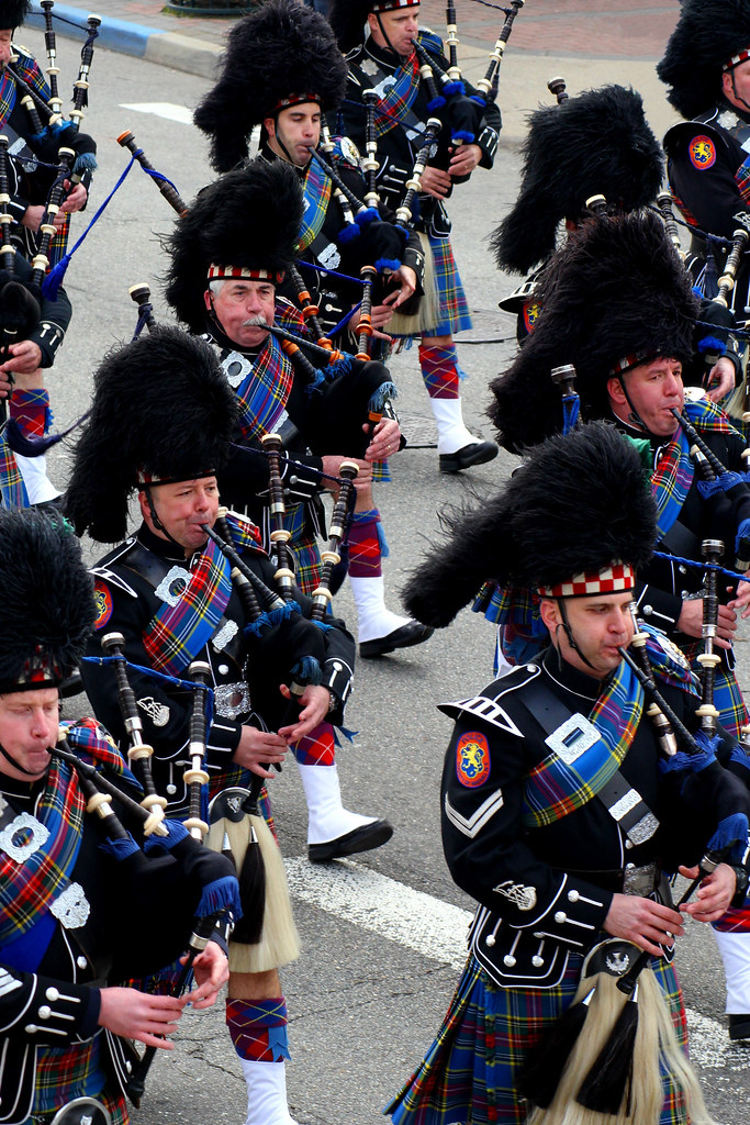 Bagpipes Nassau County Police Bagpipe Band St Patrick