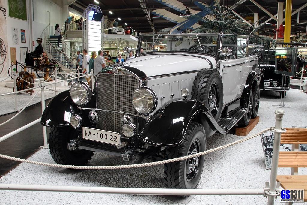 Army 3d Wallpaper 1934 1939 Mercedes Benz W31 Typ G4 The Mercedes Benz