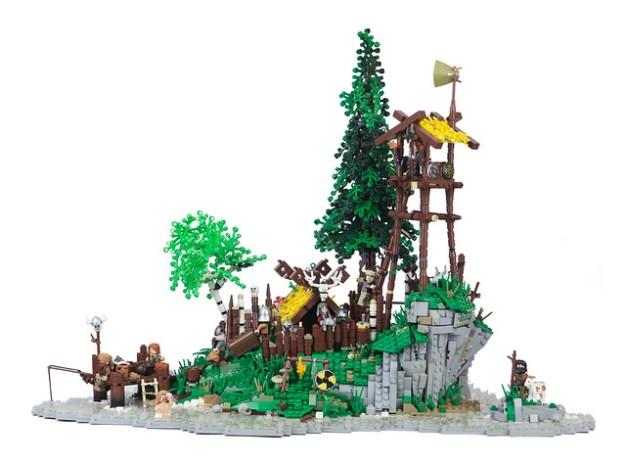 Viking adventure island