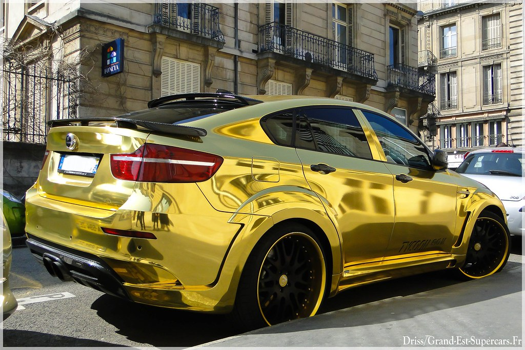 Super Cars 3d Wallpapers Bmw X6 Hamann Tycoon Evo M Gold G E Supercars Flickr