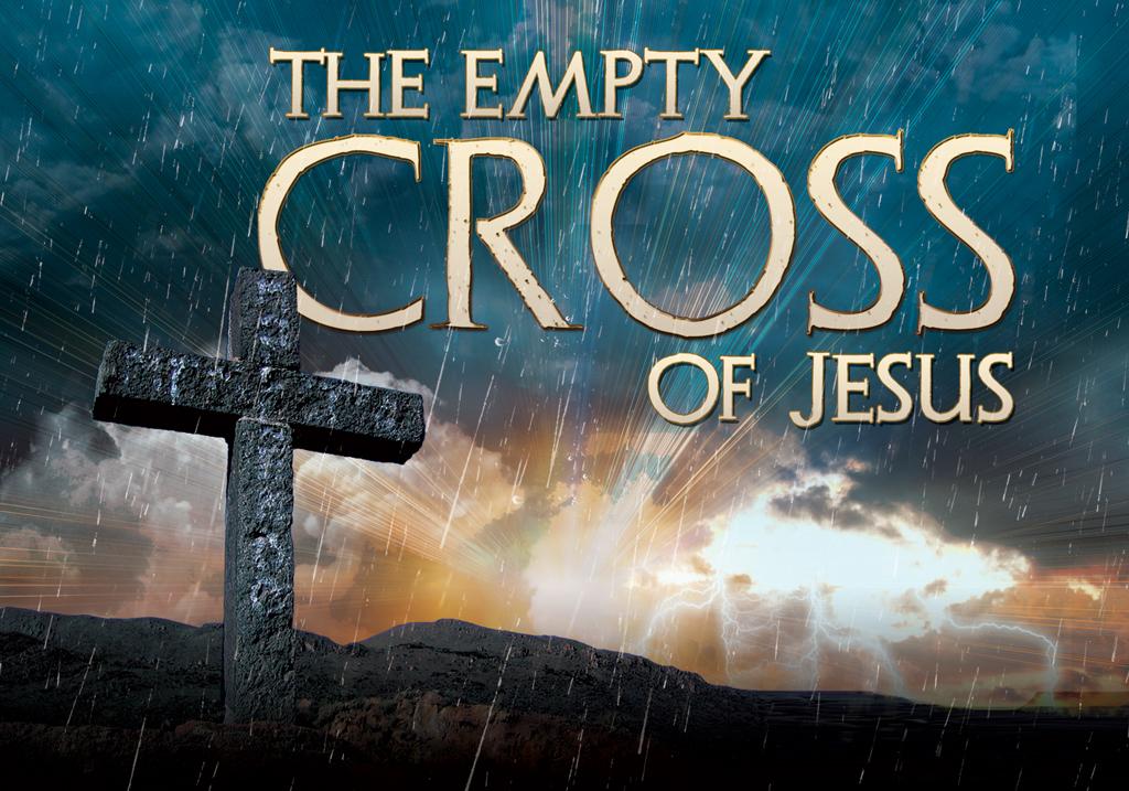 Wallpaper Jesus 3d The Empty Cross Of Jesus Sermon Slide Or Wallpaper Flickr