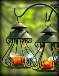 Patio Lanterns   You can sing along....those patio ...