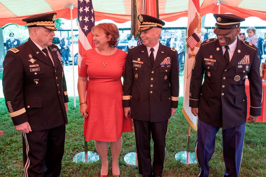 Army 3d Wallpaper Mg Semonite Promotion To Ltg Mg Todd T Semonite Is