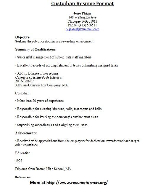 custodian resume samples - Onwebioinnovate - comsec manager sample resume