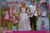 Barbie & Ken Wedding Set 2012 | Flickr - Photo Sharing!