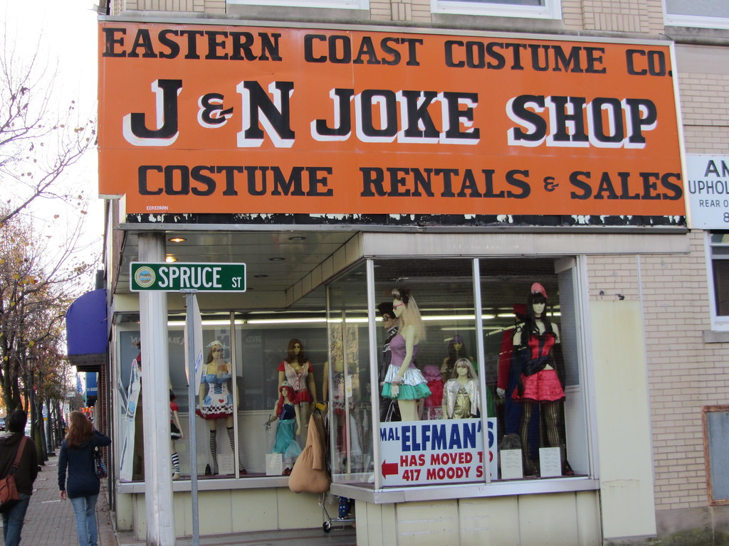 The Online Joke Shop J And N Joke Shop Waltham J And N Joke Shop Moody St