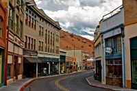 Downtown Bisbee, Arizona | Sally McBurney | Flickr