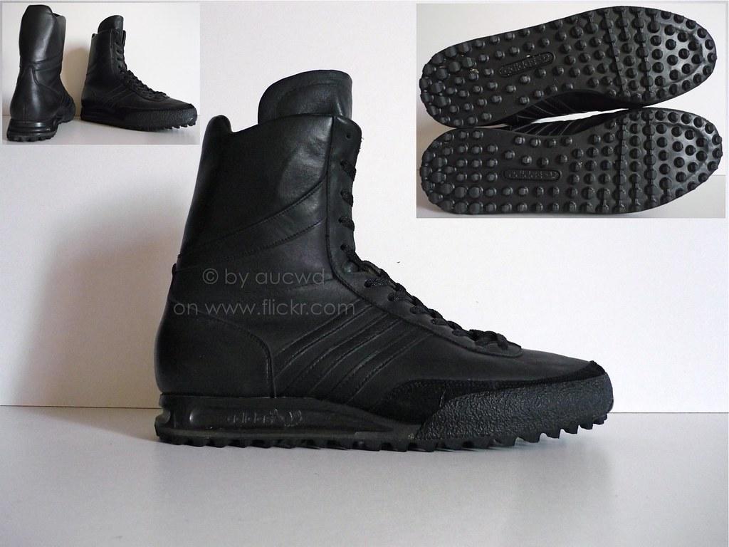 Wallpaper Adidas 3d 70 S 80 S Vintage Adidas Gsg9 Sek Tactical Boots Flickr