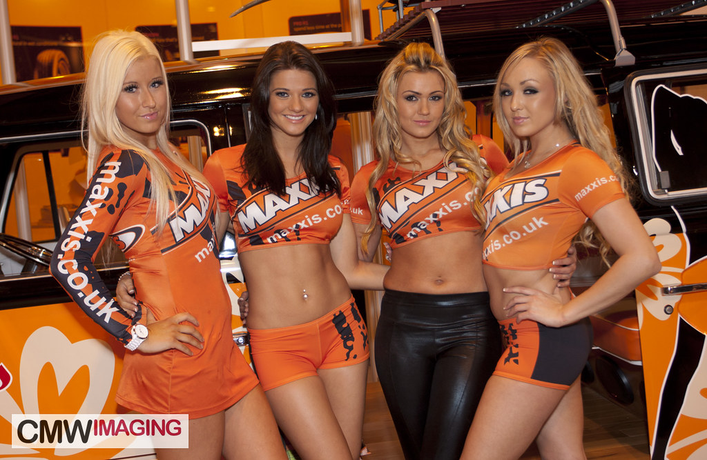 Monster Rally Car Wallpaper Maxxis Babes Autosport Show 2012 Cmwimaging Flickr
