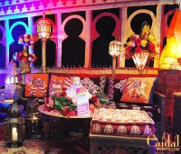 Moroccan Themed Decor by Caidal Events | Moroccan Themed ...
