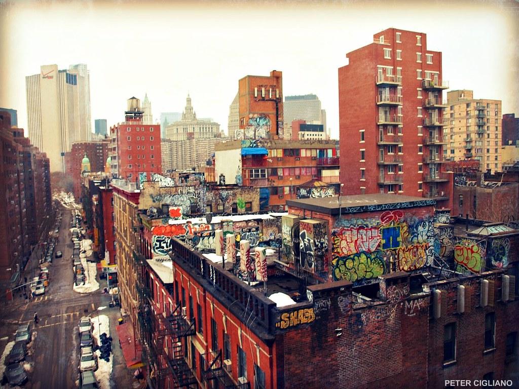 3d Wallpaper New York City New York City Graffiti Nycurbanscape Flickr
