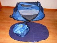 Lit tente pop-up 2steps - 58  | Lit Tente pop-up avec 1 ...