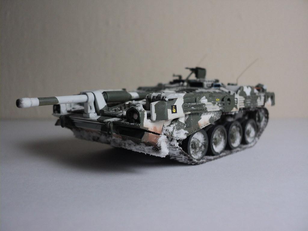Winter Wallpaper 3d Swedish Strv 103 B Tank Winter Camouflage 1 72 Trumpeter