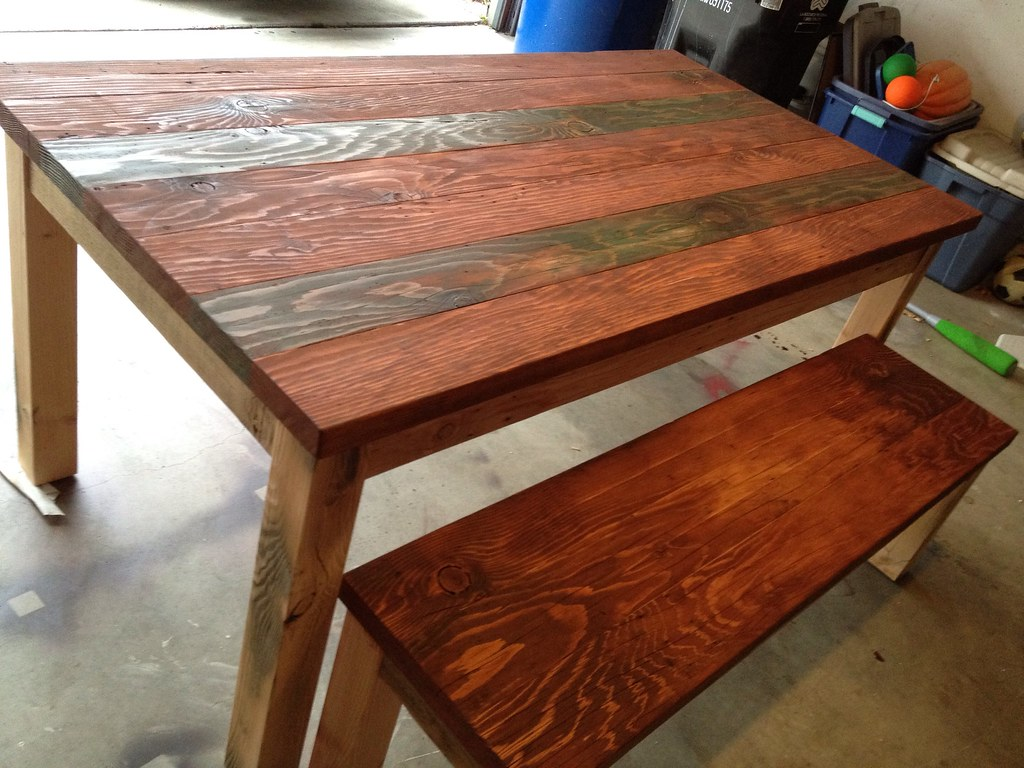 Recycled Wood Dining Table Marco Antonio Torres Flickr