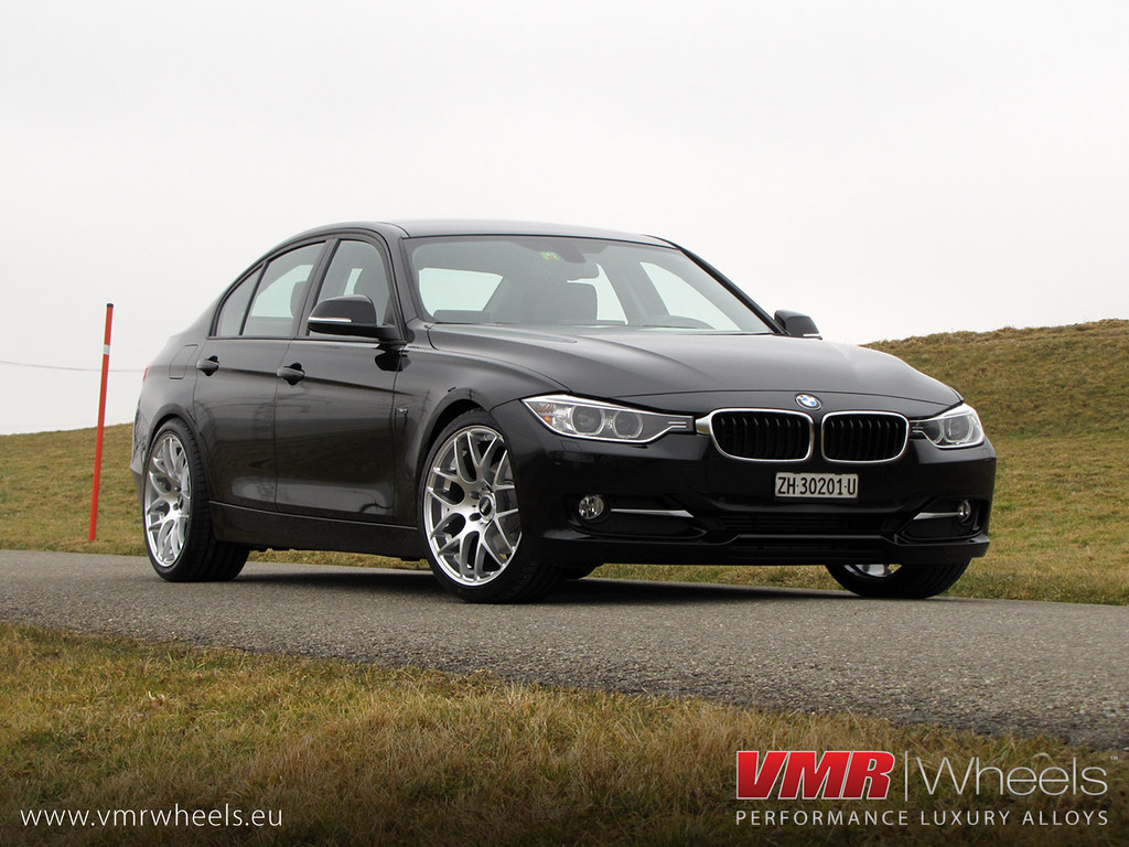 Mr White Koper Vmr Wheels V710 Hyper Silver Bmw 3er F30 Vmr Wheels