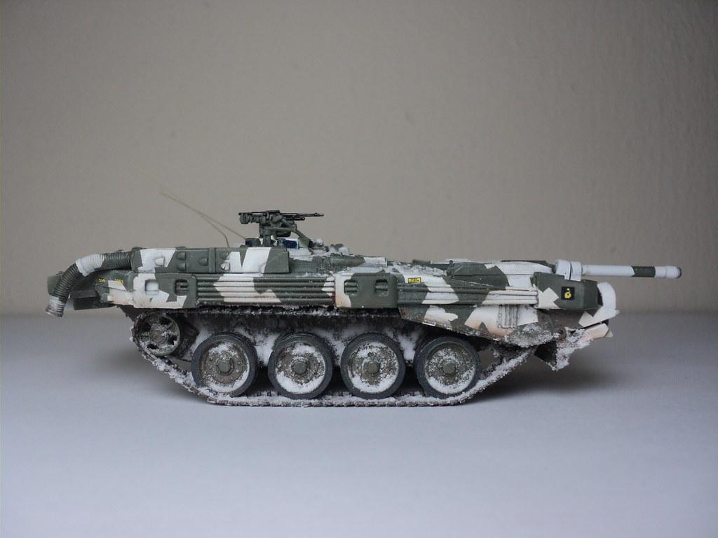 3d Camo Wallpaper Swedish Strv 103 B Tank Winter Camouflage 1 72 Trumpeter