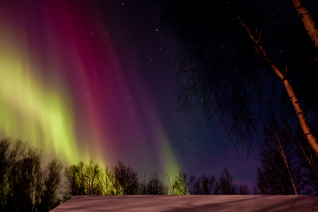 New 3d Hd Wallpapers For Pc Aurora Borealis This Is One Frame From Several Thousand