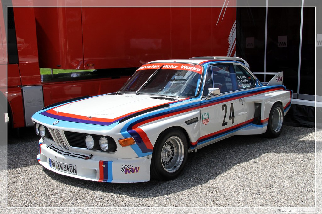 New Car Wallpaper 1971 Bmw E9 3 0 Csl Introduced In May 1972 The 3 0csl