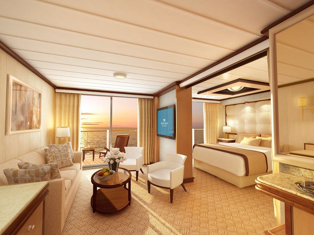New Kisten Regal Room Royal Princess Suite A Spacious Suite With Balcony