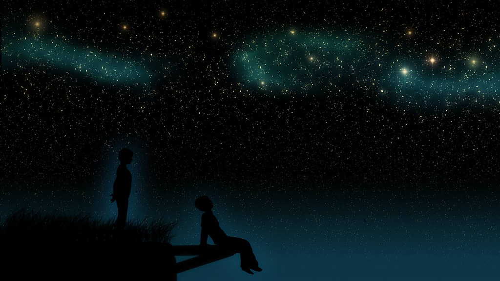 Child Wallpaper Hd Dreaming About The Stars Ivan Flickr