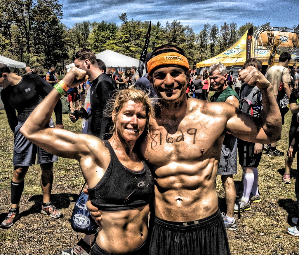 Strong Girl Wallpaper Tough Mudder Pa 2012 Some Photos Of Gretchen And I In
