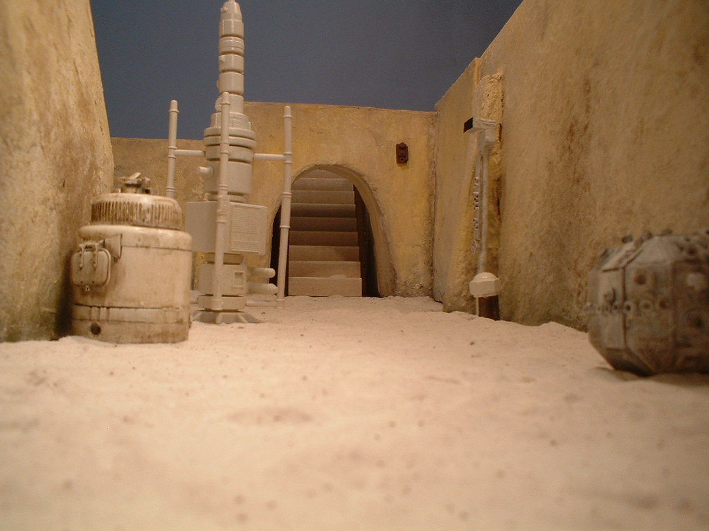 All 3d Wallpaper Hd Mos Eisley Street 6 And Here Is The Street Without Any