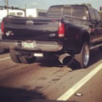 Biggest exhaust pipe ever | robertXrules | Flickr