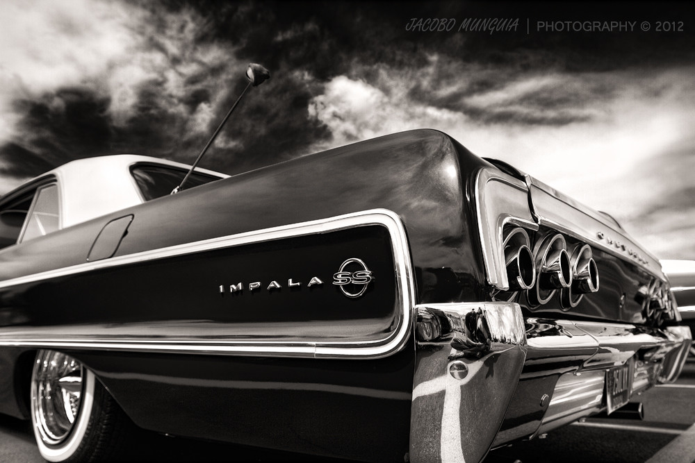 Car Hdr Wallpaper 64 Chevy Impala Ss Add Me On Facebook For More