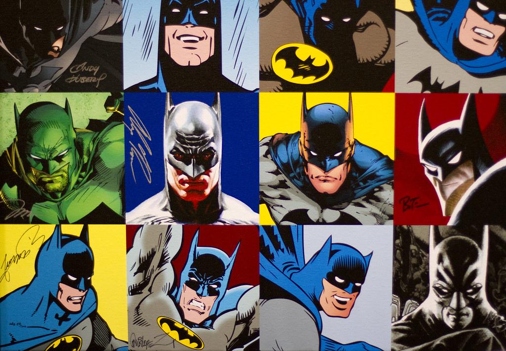 Moto Wallpaper 3d Batman Collage Nathan Rupert Flickr
