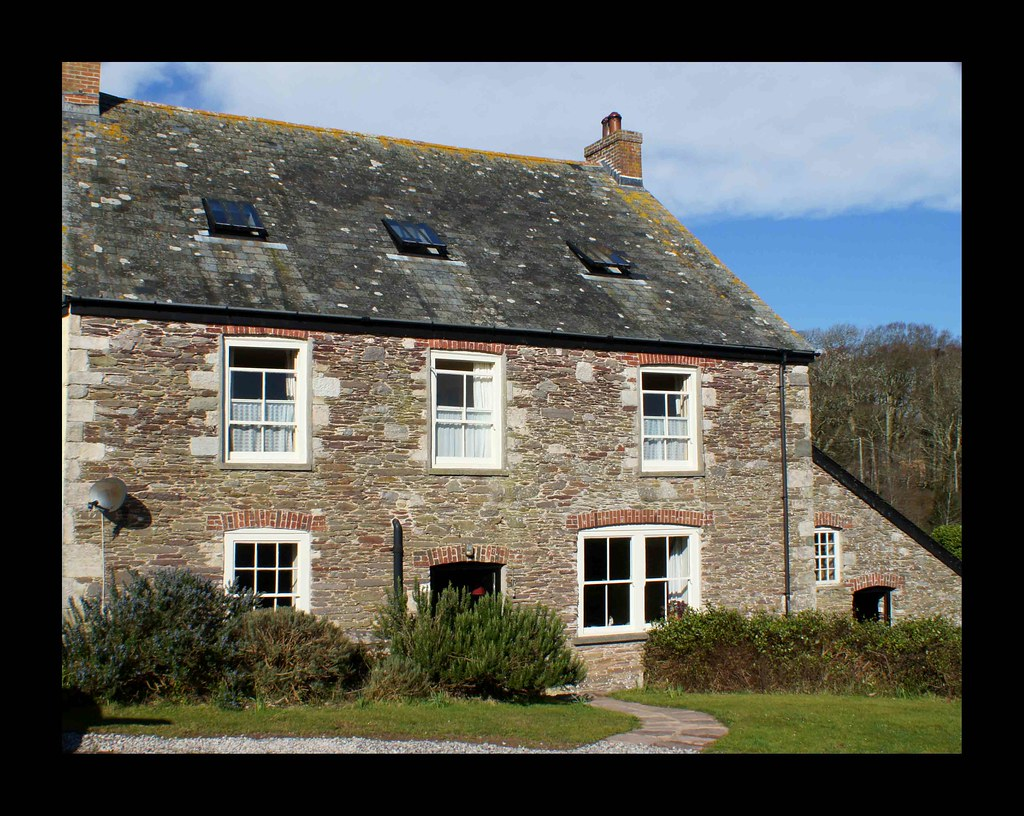The Old Farmhouse Bed And Breakfast Old Barton Farmhouse Bed And Breakfast Wembury My