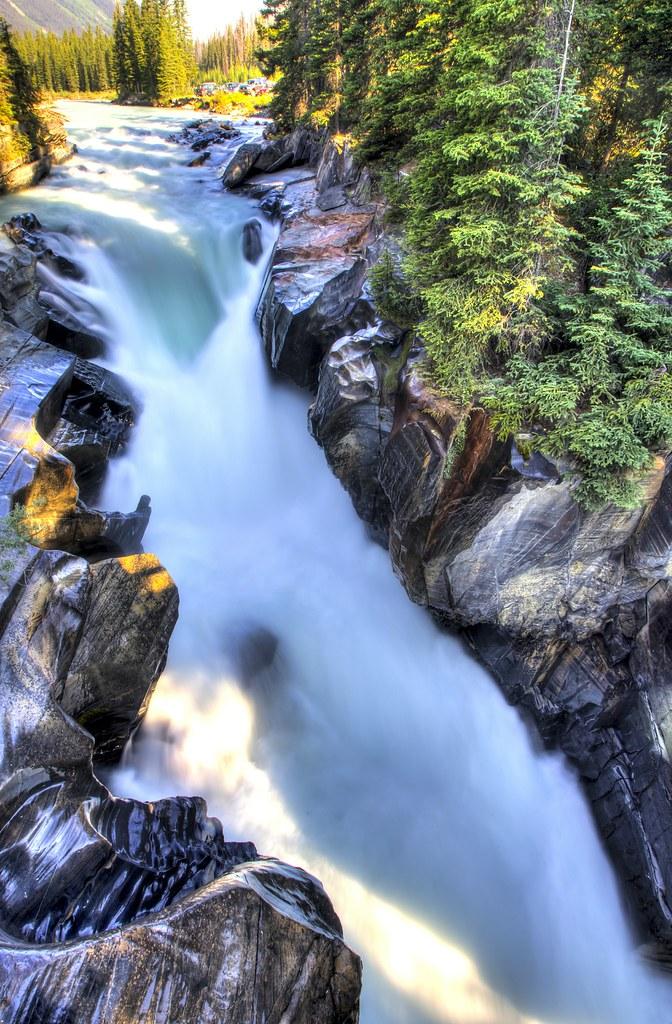 Numa Falls Canada Wallpaper Numa Falls 905101 Numa Falls Kootenay National Park