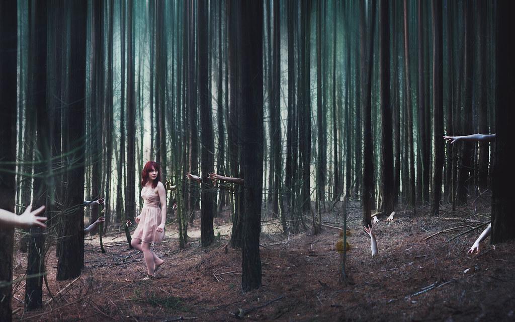 Lonely Girl Walking Wallpaper Facebook Instagram Nathan O Nions Flickr