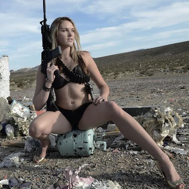 Tv Show Calendar Las Vegas The Las Vegas Gun Show Hot Las Vegas Girl Nikki For Hiring At Sema Shot Show Ce