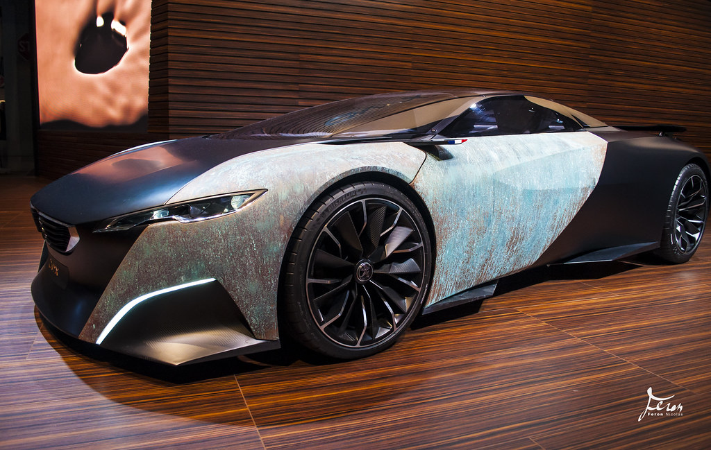 Coolest Car In The World Wallpaper Concept Car Peugeot Onyx Salon De L Auto 2014 Nicolas