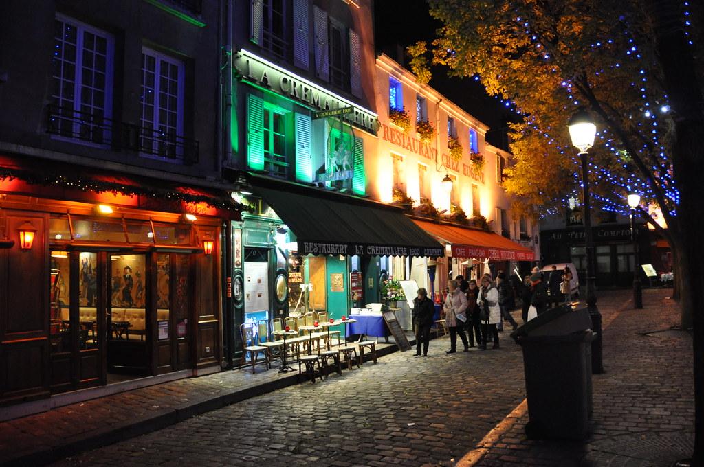 World Map 3d Wallpaper Montmartre By Night Joachim Huber Flickr