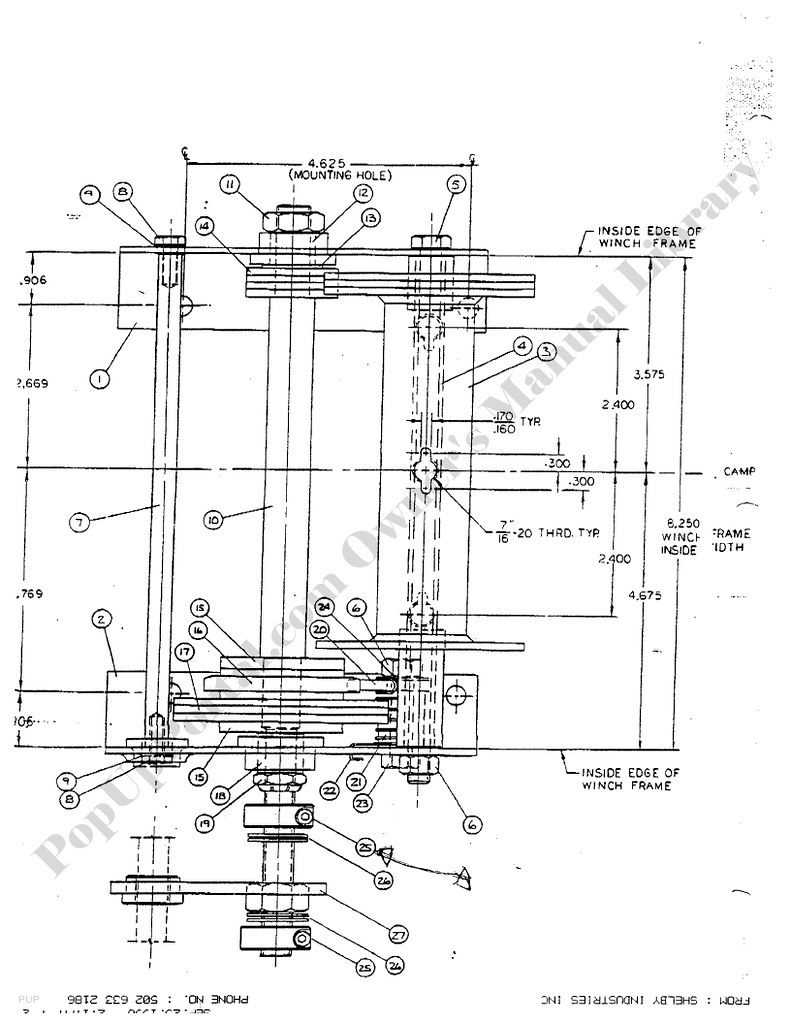 lark trailer wiring diagram