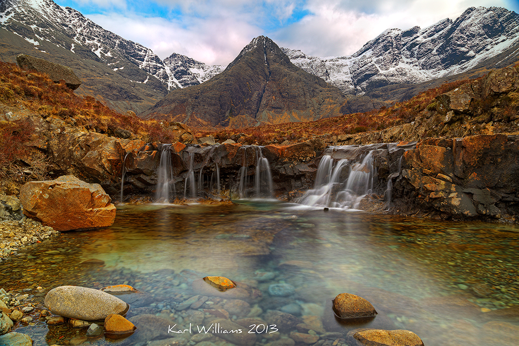 Fall Wallpaper For Desktop Free Fairy Pools 6 Fairy Pools Coire Na Creiche Cuillins