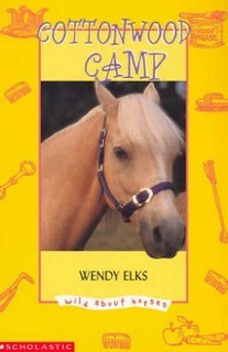 Pony Rescue like Cottonwood Camp is in the Wild About Horses series by Wendy Elks.