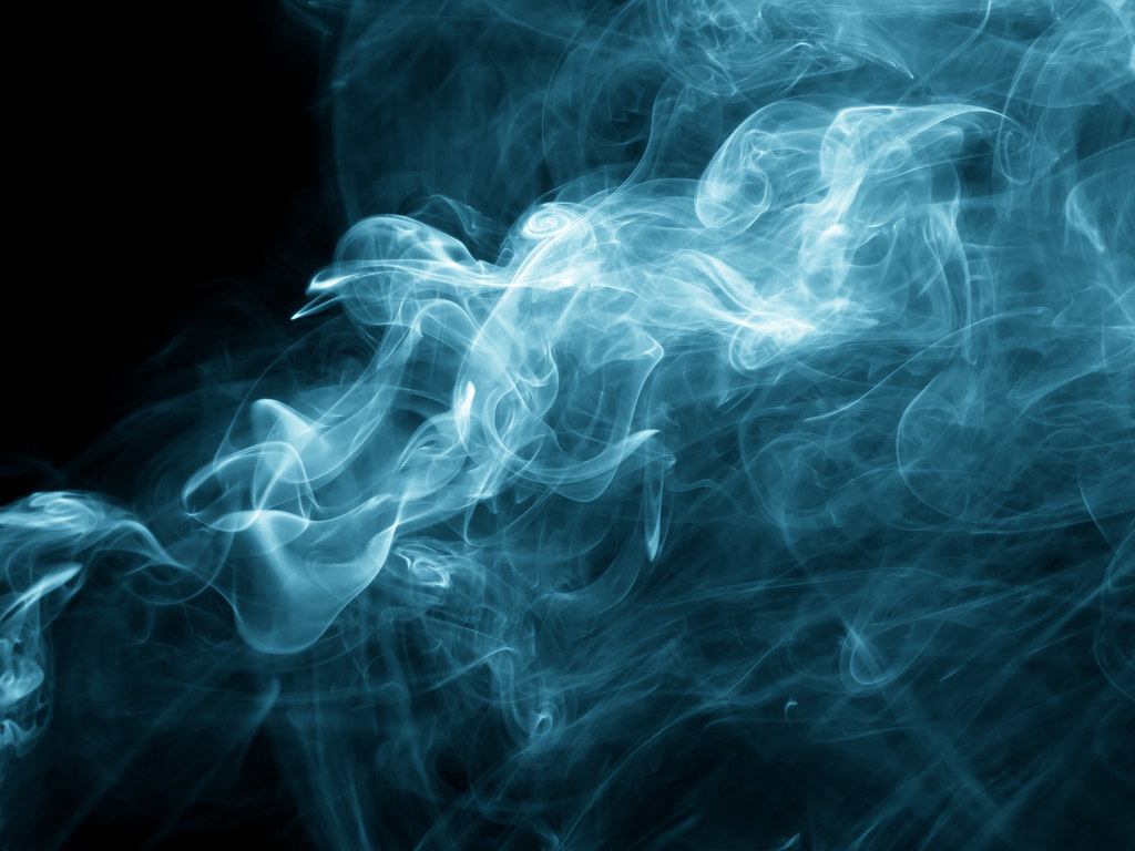3d Fire Name Wallpaper Smoke Plume Smoke Plume From A Burning Incense Stick