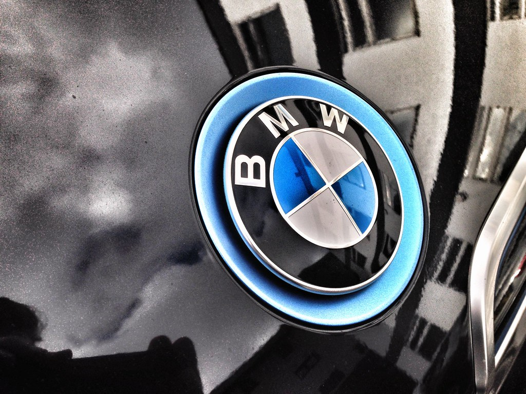 3d World Wallpaper World Bmw I3 Bmw Badge Our Company Director Took Delivery Of