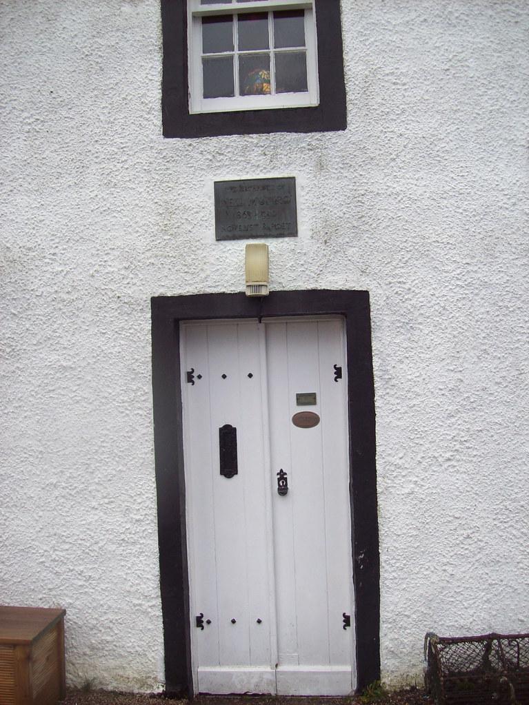 door front house