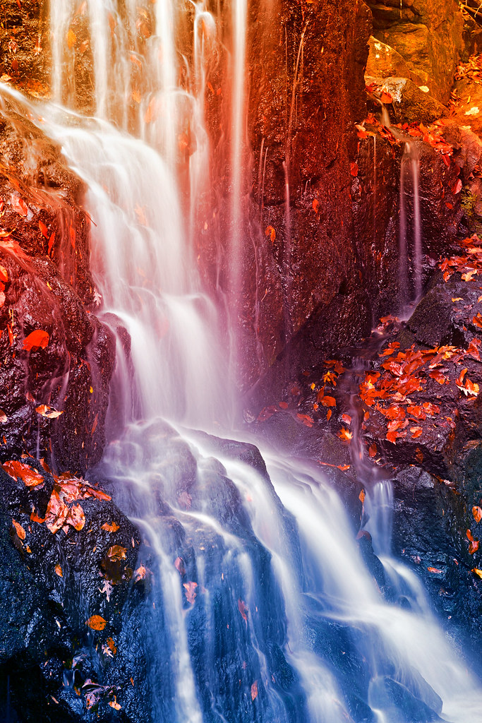 Wallpaper Of Water Fall Avalon Fantasy Falls Long Exposure Waterfall From The