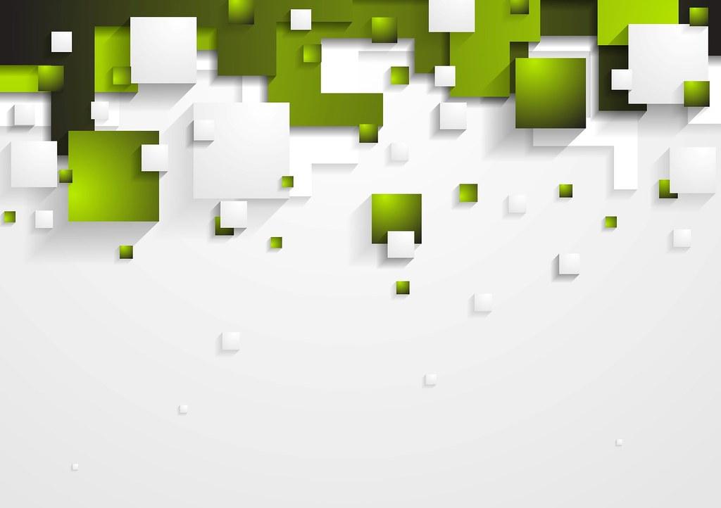 Purple 3d Wallpaper Tech Vector Shapes Design Abstract Green And Grey Vector