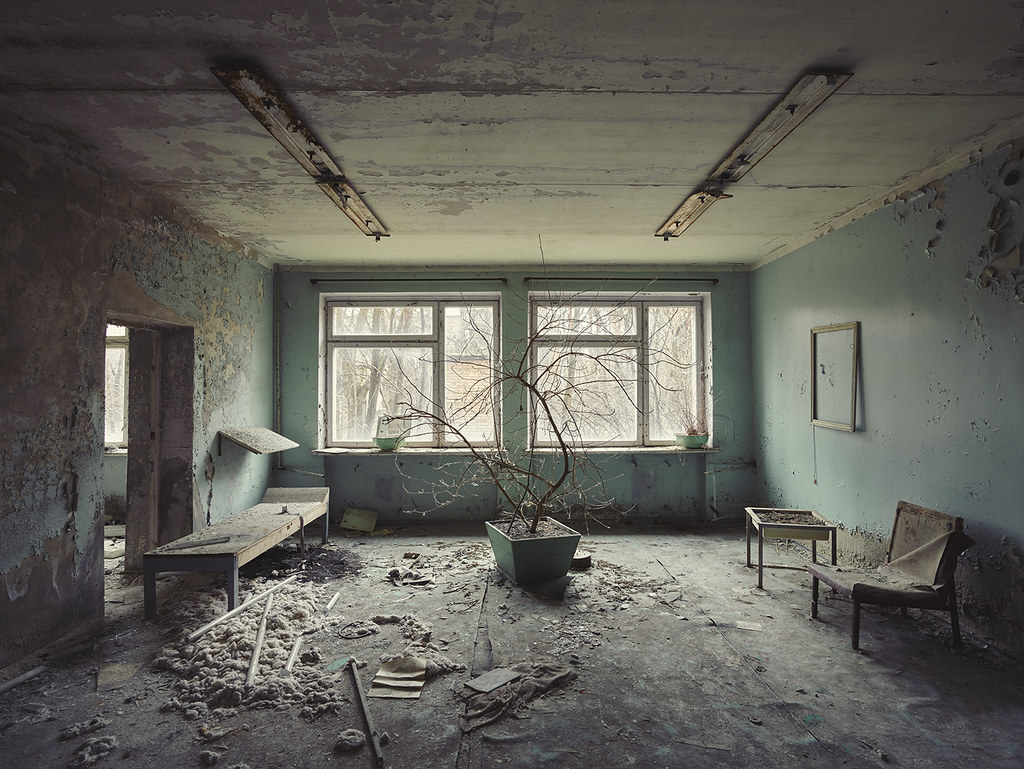 Ls 3d Art Wallpaper Pripyat Hospital Pripyat Hospital Chernobyl Is 1986