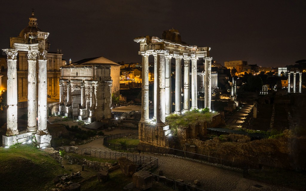 3d Wallpaper Windows 8 1 Forum Romanum The Roman Forum Latin Forum Romanum