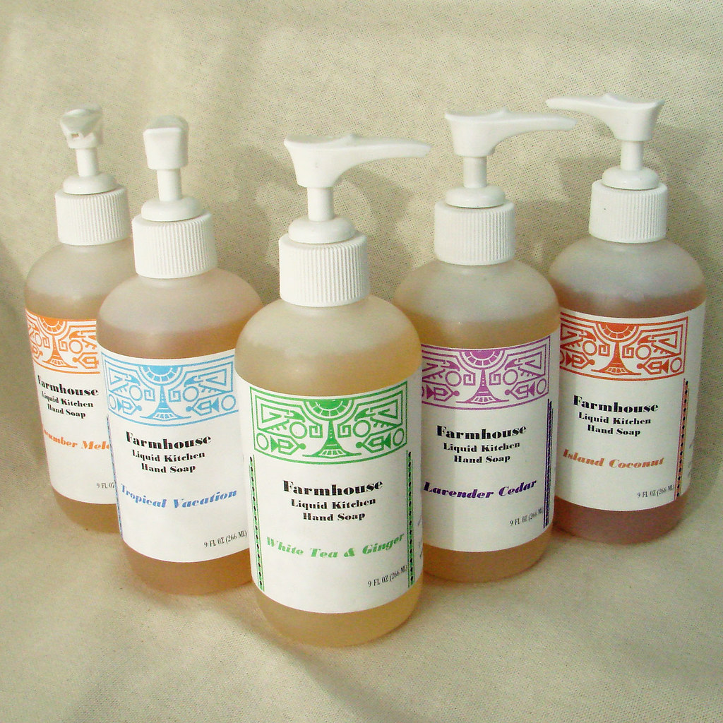 Diy Soap Without Glycerin Liquidsoap Jennifer Kleffner Flickr