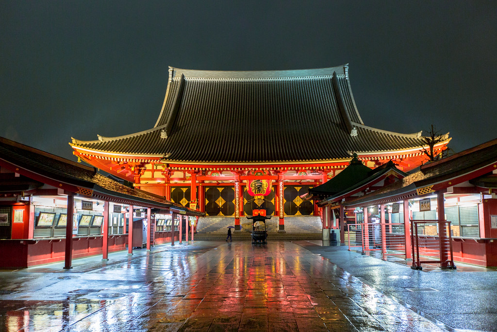 Hd Wallpaper Of World Sensoji Asakusa Kannon Temple Iqremix Flickr