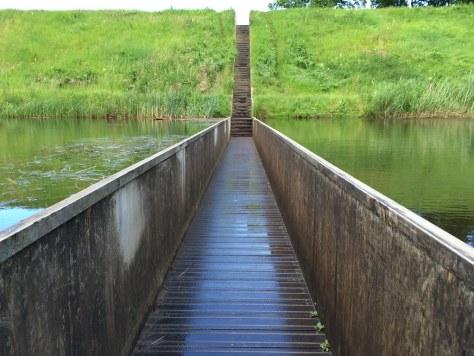 Moses Bridge | M. Appelman | Flickr -Most surreal places to visit- Part 3