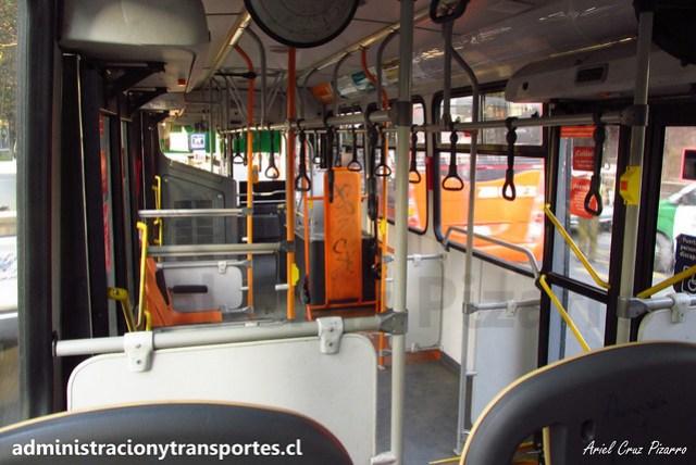 Transantiago 385 | Buses Vule | Caio Mondego H 13.2 - Mercedes Benz / FLXJ94